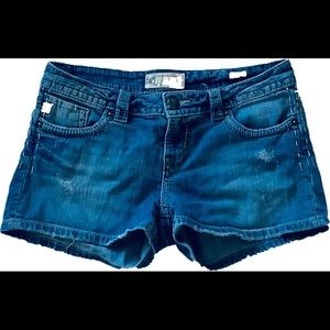 MEK Denim Biarritz Cut Off Jean Shorts Size 28/6
